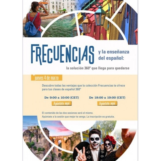 Frecuencias y la enseñanza del español